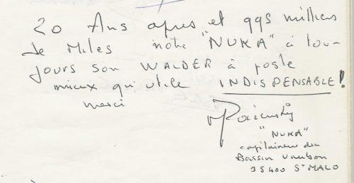 Avis Walder 290