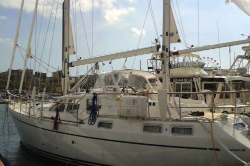 Nauticat 42