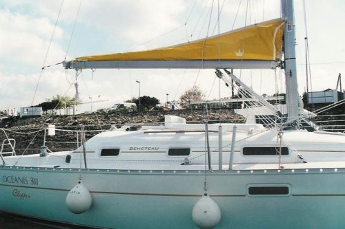 Oceanis 311 Clipper