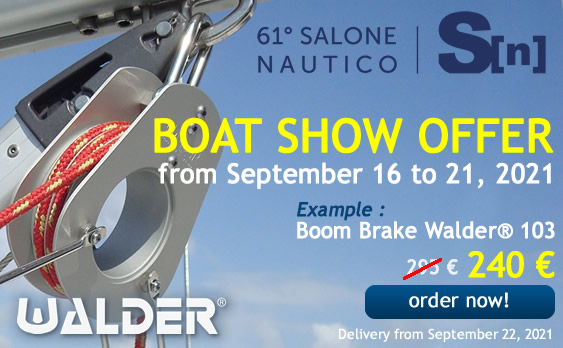 Boat show offer
